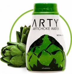 The Arty Water Company Celebrates Launch of ARTY™ Water, the World's First Premium Artichoke Water