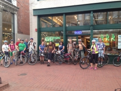 Pedestrian and Patagonia Partner for Boulder's Community Cycles