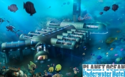 Planet Ocean Underwater Hotel Seeks Indiegogo Crowdsourcing to Fund America's First Undersea Luxury Hotel Prototype