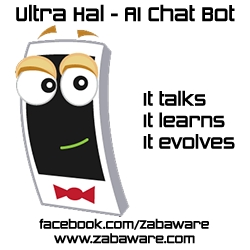Zabaware's Ultra Hal Technology Participates in Historic Turing Test