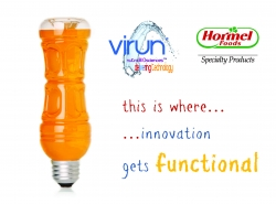 Hormel Foods Specialty Products Division and VIRUN�, Granted Patent No. 8,741,373