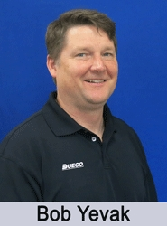 DUECO Inc. Names Bob Yevak, Territory Manager