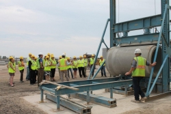 Plant Tour Reinforces Role of Colorado-Produced Products in Transportation Infrastructure
