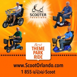 Scooter Vacations Announces