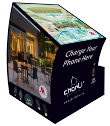 Hotels Across the Country Now Offering the CharLi Charger to Their Guests to Charge Cell Phones
