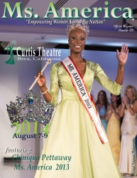 Ms. America 2014 Pageant Comes to Brea, California - August 9, 2014