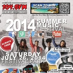 2014 Summer Music Festival