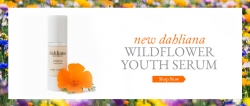 Dahliana Creates Newest Serum,
