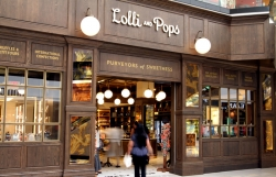 Powell�s Sweet Shoppe to Merge with Lolli and Pops, Inc.