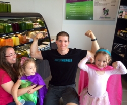 Juicer Heroes Expands to Frisco, Texas. San Antonio-Based Raw, Fresh Juice Bar Announces Their Grand Opening.