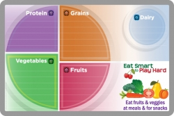 Epicure Digital Introduces New MyPlate Dry Erase Menu Boards to Help the Marketing of School Breakfast and School Lunch to Increase Participation