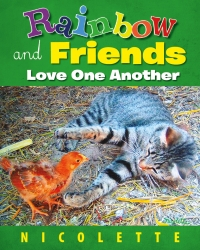 """""""Rainbow and Friends Love One Another"""" New Book Launched"""