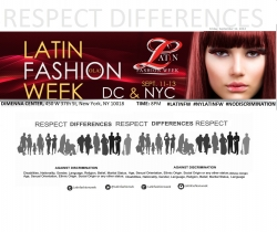 Latin Fashion Designers Use the Power of Fashion Week to Raise Their Voice in Favor of No Discrimination