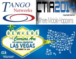 Tango Networks to Demonstrate Its Business Mobility Solutions at the CCA Annual Convention During CTIA 2014 Super Mobility Week