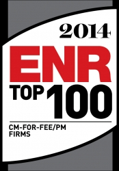 AFG Group is Recognized as an ENR Top 100 CM-PM Firm