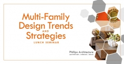 Multi-Family Design Trends and Strategies