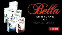 Florida Tobacco Shop Announces Addition of Bella Filtered Cigars to Its Product Portfolio