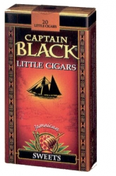 Captain Black Little Cigars Joining Florida Tobacco Shop Club
