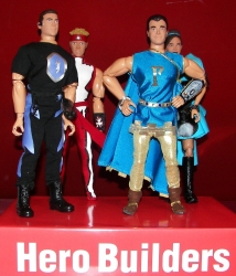 Custom Action Figures for the Hero in You. Become a Custom Action Figure with Just 2 Images.