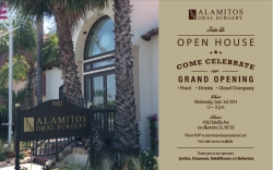 Alamitos Oral Surgery - Grand Opening