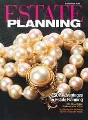 Article Published on ESOPs and Estate Planning