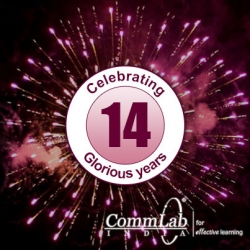 CommLab India Celebrates 14 Years of Success with a Special E-learning Offer