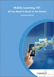 CommLab India Launches a Comprehensive eBook on M-learning