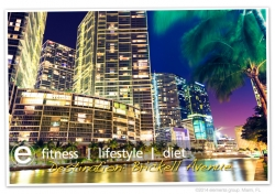 elements® Fitness Announces Flagship Brickell Location in Miami