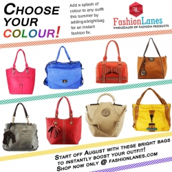 Gorgeous Bags Are Available at FashionLanes.com