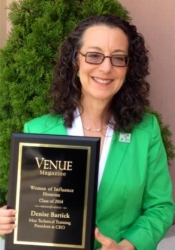 MAX Technical Training Owner is Named a 2014 Woman of Influence