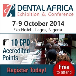 Nigeria's First Specialized Dental Health Event to Benefit from Federal Ministry of Health and the Nigerian Dental Association's Support