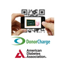 American Diabetes Association (Savannah) and DonorCharge Launch ADA.Scan4Cure.com