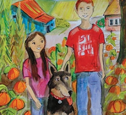 Indie Children's Author Releases Title Just in Time for Fall Pumpkin Patch Craze
