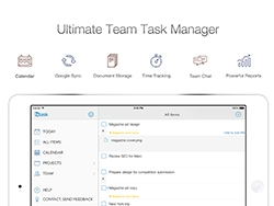 HiTask Releases Native Task Management App for iPad