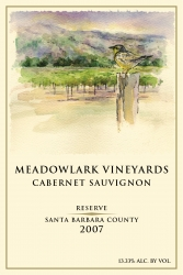 Meadowlark Vineyards Chosen as Top Producer of Red Wine by Sunset Magazine