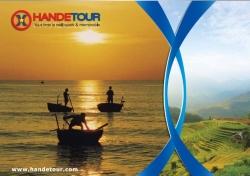 Handetour.Com Announced 2015 Brochure of Vietnam and Indochina Tours