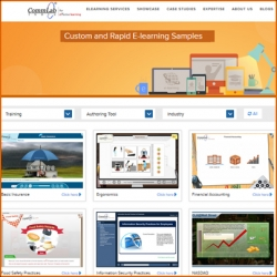 CommLab India Launches a New E-Learning Showcase with Interactive Samples