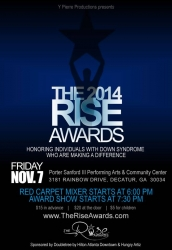 Decatur, Georgia to Host The 2014 RISE Awards