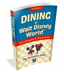 Brand New Book Focuses Exclusively on Dining at the Most Magical Place on Earth