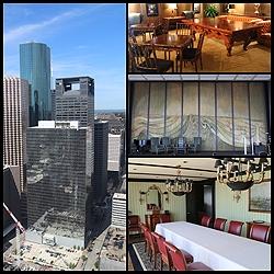 Petroleum Club of Houston, No Reserve Auction