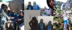 Umran Javaid HAAPIN Founder and Team Climb Ben Nevis