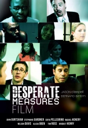 """Craftline Productions to Complete """"Desperate Measures Film"""" - Fans Anticipate Completion"""