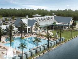 Atlantic Beach Country Club is Nearing Completion