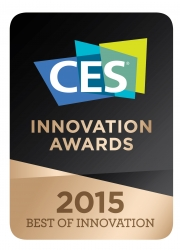 Amaryllo Receives 2015 CES Best of Innovation Award