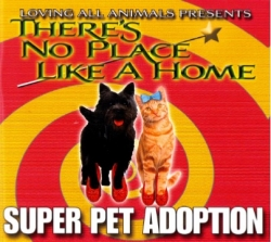 Food, Fun, and Family Activities at the Sixth Annual Super Pet Adoption