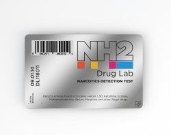 Revolutionary New Drug Detection Field Test, Instantly Detects All Illicit Drugs Using Amphetamines