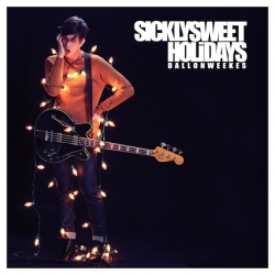 """Dallon Weekes Releases Solo Holiday Single """"Sickly Sweet Holidays"""""""