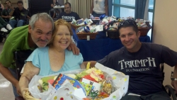 Tragedy to Triumph: Triumph Foundation Brings Hope & Resources to Paralyzed This Holiday Season