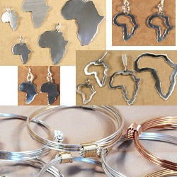 Show Your Continued Love for Africa with a Small African Jewelry Piece