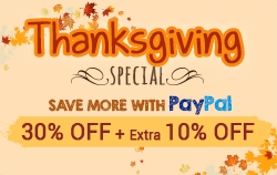 Audio4fun Sends Special Savings to Their Users for Thanksgiving
